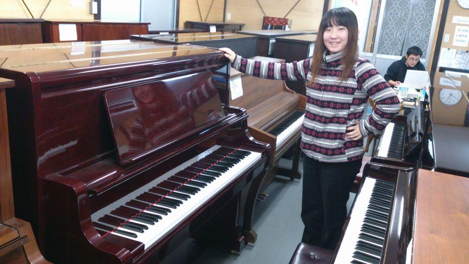 カワイピアノ KL-32BG #1232817