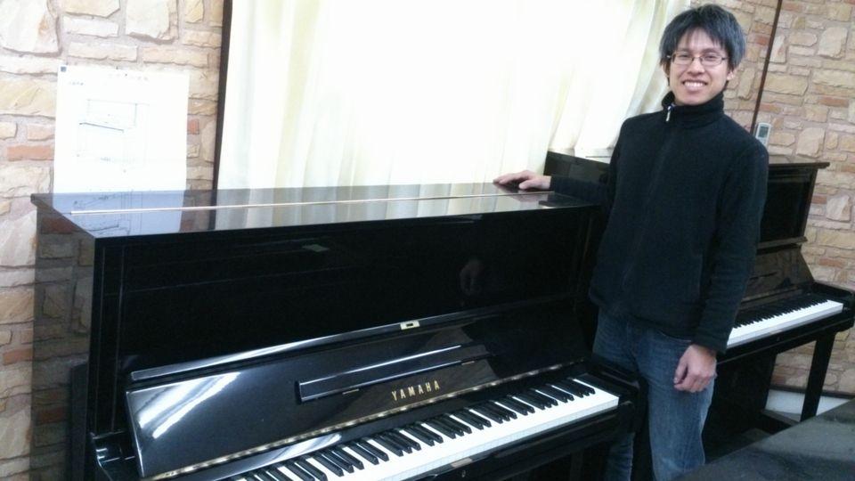ヤマハピアノ U1A #4016422